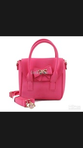 bag,pink purse shoulder