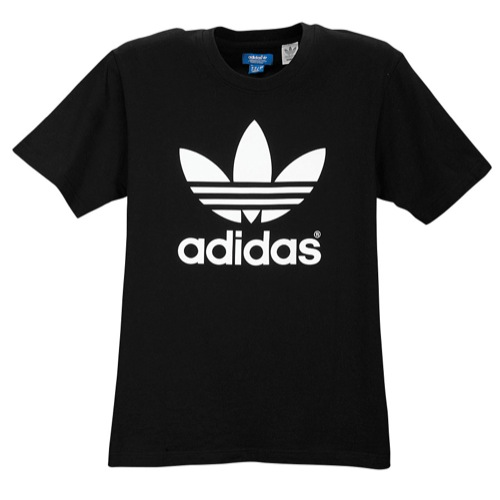 adidas Originals Mirror Trefoil Logo T-Shirt - Men's at Foot Locker