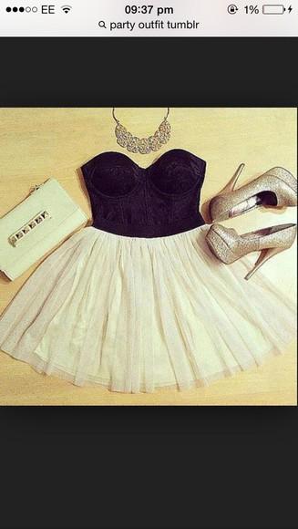 party dress black party dress white velvet dress velvet bralet tutu dress cute dress tumblr outfit tumblr dress