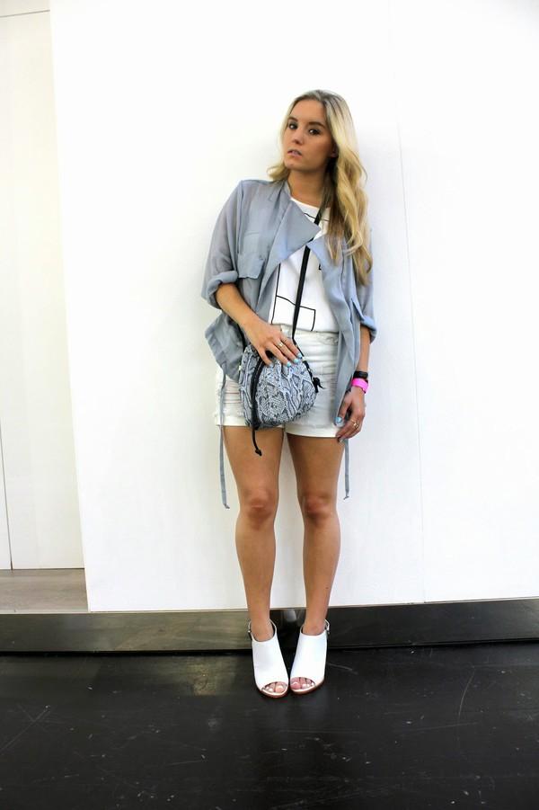 fashion twinstinct jacket top bag shoes