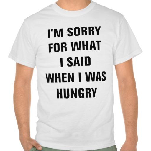 I'm Sorry ... Shirt