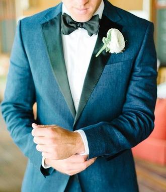 jacket bowtie mens jacket mens toxedo groom wear wedding clothes wedding accessories