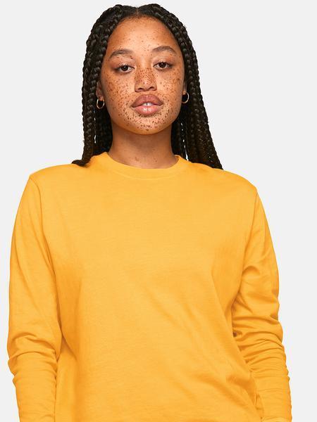 Cotton Longsleeve T-Shirt