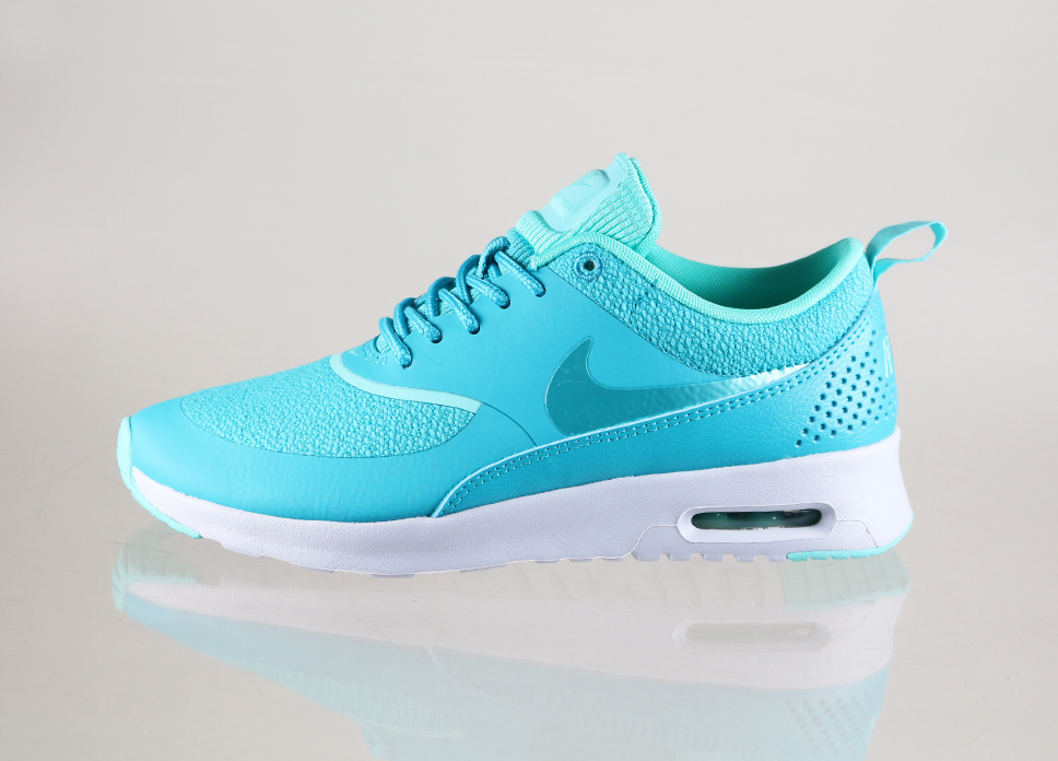 best website a9890 9e7f8 Nike Wmns Air Max Thea (Dusty Cactus   Hyper Turquoise - Pure ...