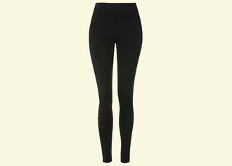 leggings black black leggings topshop sportswear sports pants athleisure