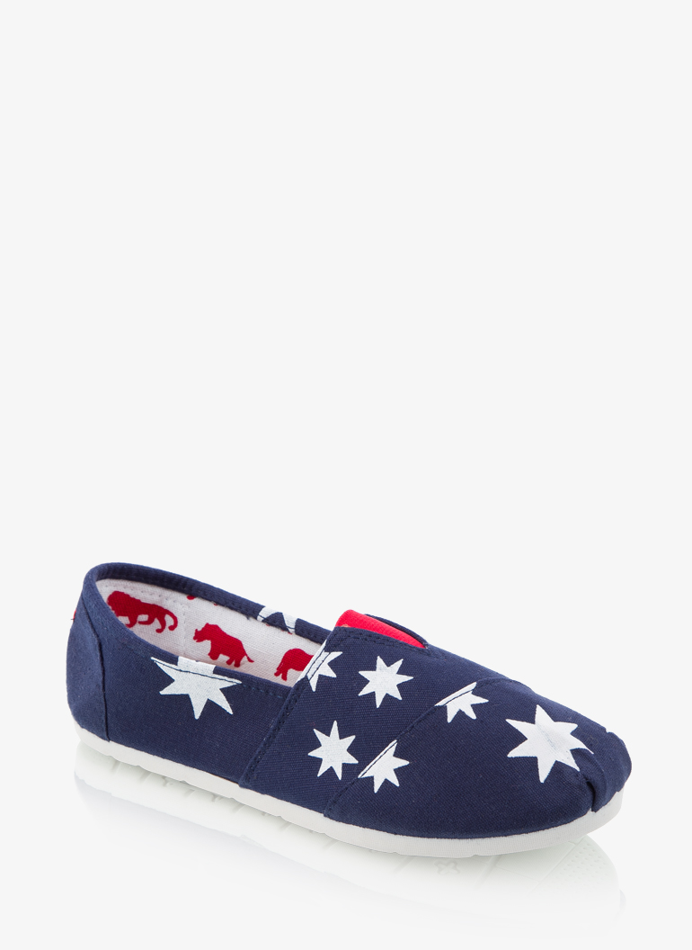 Tomsy smith navy and white stars