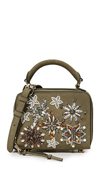 Rebecca Minkoff cross studded bag