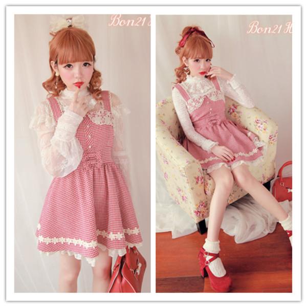 Dress Kawaii Cfashion Chinese Fashion Korean Fashion