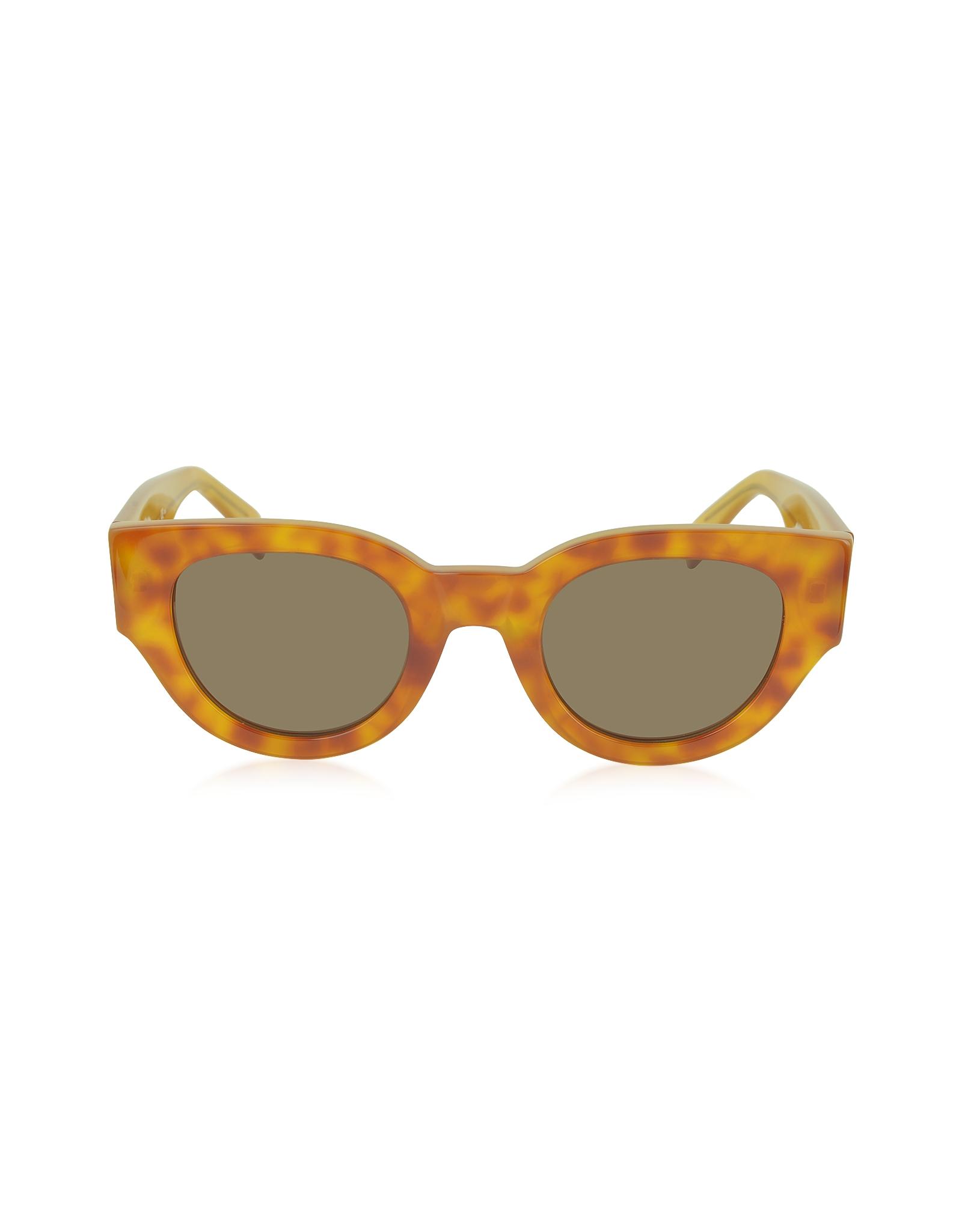 Céline cl 41064/s bicolour branch in acetate sunglasses