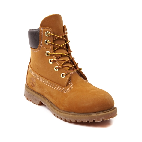 Womens timberland 6 premium boot, wheat, at journeys shoes