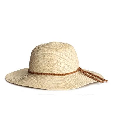 H&M Straw Hat $12.99