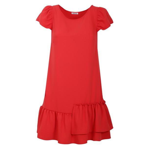 Parosh dress red