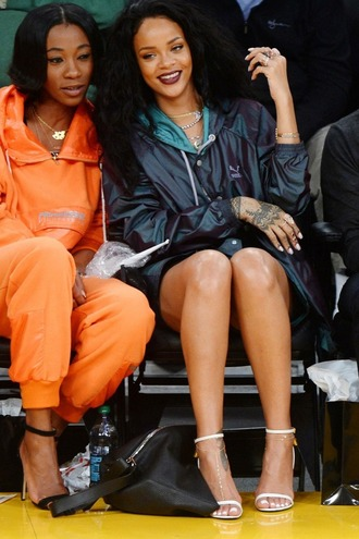sandals rihanna tom ford givenchy anklet