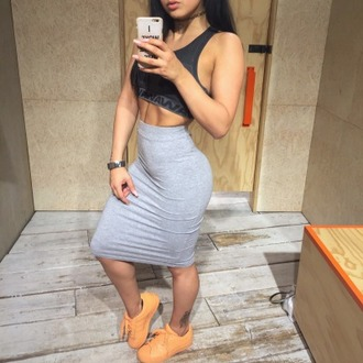 skirt tight sexy casual