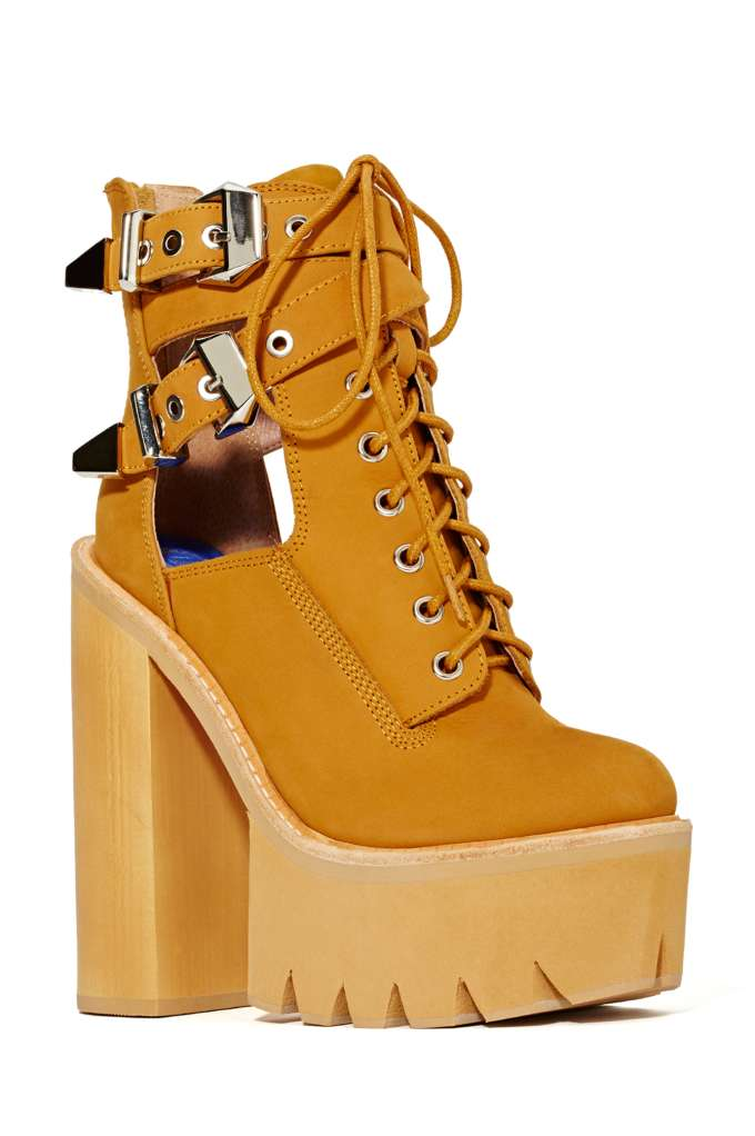 Jeffrey Campbell Abner Platform Boot | Shop Platforms at Nasty Gal