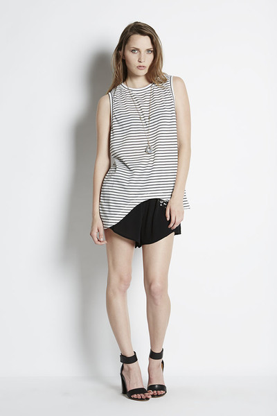 AdelaMei   Hold Up T-Shirt   Finders Keepers   Adela Mei