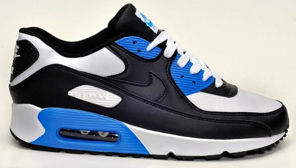 new arrival a499e b6eca shoes nike air max air max nike air max blue blue black white boy ed asap