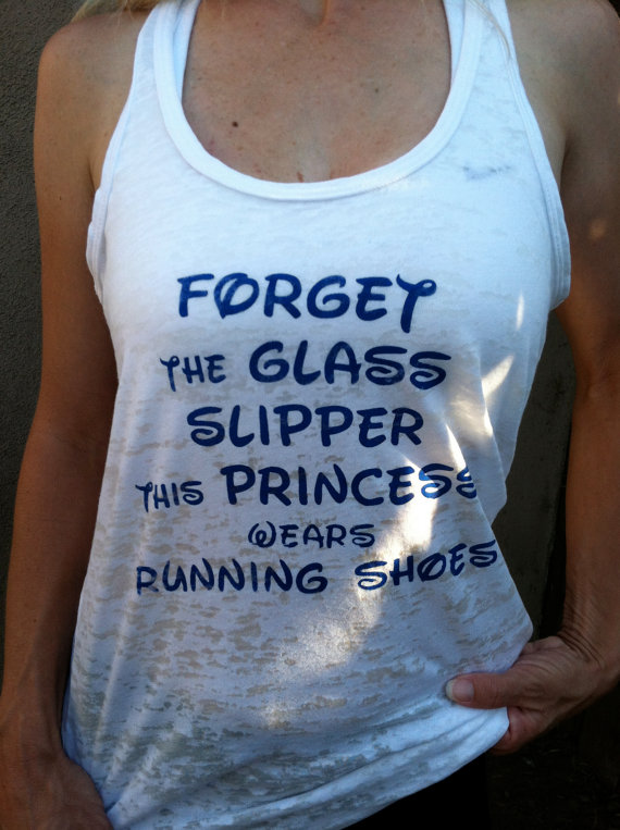 Forget the Glass Slipper This Princess by RunWithPerseverance