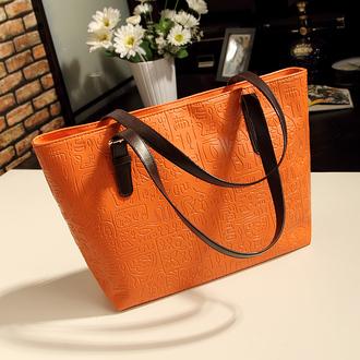 bag bagsq fashion orange
