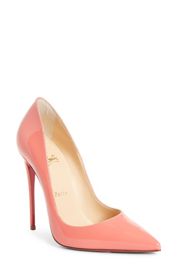 Christian Louboutin 'So Kate' Pointy Toe Pump (Women) | Nordstrom