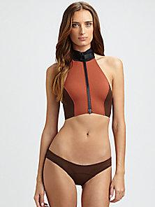 Lisa Marie Fernandez - Two-Piece Lisa Marie Bikini - Saks Fifth Avenue Mobile