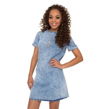 dress denim dress