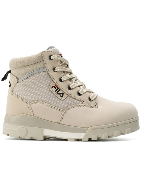 fila women grunge leather shoes