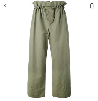 pants green camouflage utility pants oversized urban outfitters
