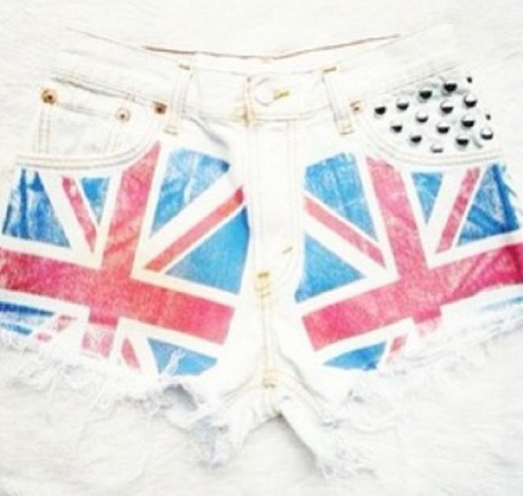 shorts union jack uk union jack shorts