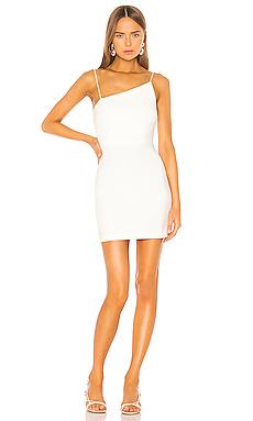 BEC&BRIDGE Valentine Mini Dress in Ivory from Revolve.com