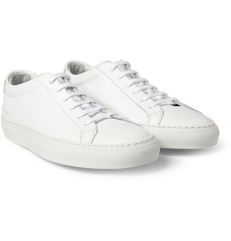 Common Projects - Original Achilles Leather Low Top Sneakers | MR PORTER