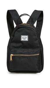 mini,backpack,mini backpack,satin,black,bag