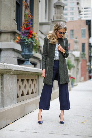 blogger print the classy cubicle jewels sunglasses