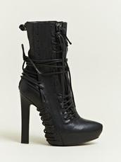 shoes,boots,heel boots,heel boots black,lace up,laces,platform high heels,platform boots,rock