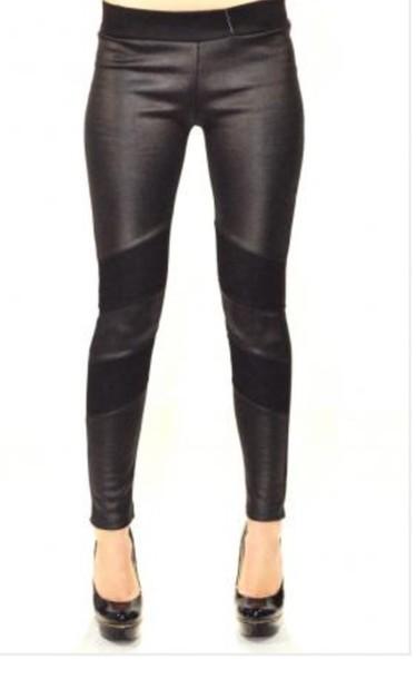 pants leggings black high waisted leggings