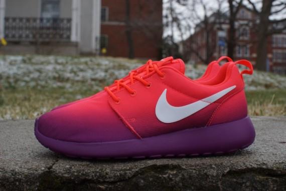 Nike Roshe Run Neon Colors papperlapapp