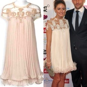 dress,olivia palermo,fashion