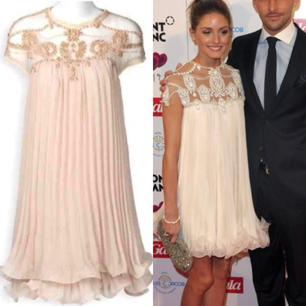 dress olivia palermo fashion