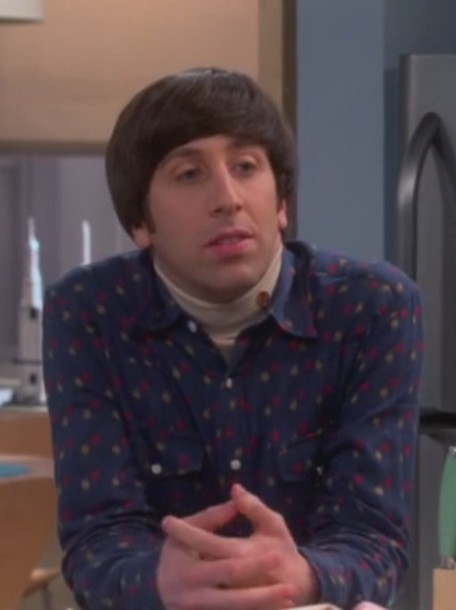 shirt big bang theory howard wolowitz simon helberg men shirts