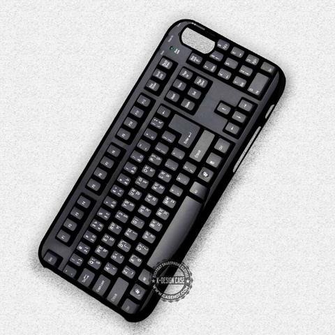 Retro Keyboard Vintage Realistic - iPhone 7 6s 5c 4s SE Cases & Covers