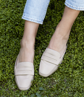 shoes,sole society,slip on shoes,mules,summer shoes,summer,flat sandals,loafers,leather sandals