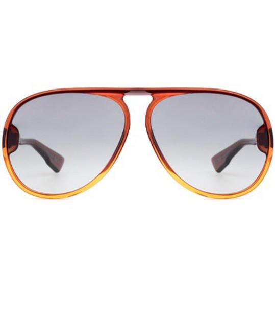 Dior Sunglasses sunglasses aviator sunglasses brown