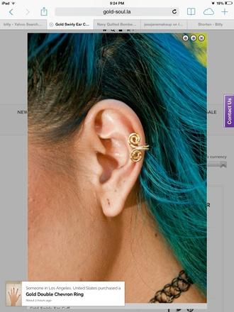 jewels ear cuff accessories