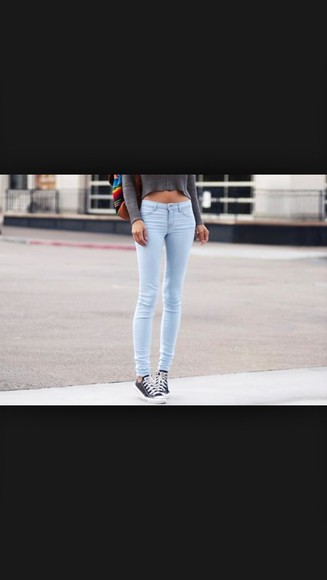 jeans skinny skinny jeans skinny pants style pants blue jeans colored jeans cute light blue light blue skinny jeans