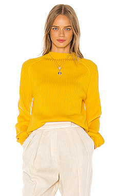 Song of Style Rylan Sweater in Yellow from Revolve.com