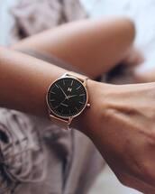 jewels,mvmt watches,mvmt,watch,gold watch,accessories,Accessory