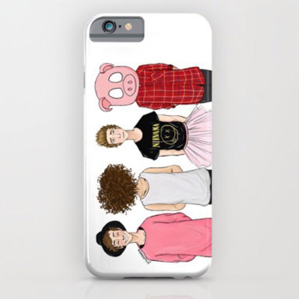 phone cover 5 seconds of summer iphone michael clifford