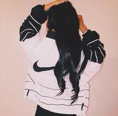 jacket,nike jacket,old school,soft ghetto,nike,white,black,90s style,vintage,sportswear,sporty,fashionista,comfy,comfy jacket,nikejackett,nike sportswear,sports jacket,sporty chic,nike sport,stylish,fashion,comfy clothes,black and white,nike original,nike windbreaker,nike windrunner,stripes