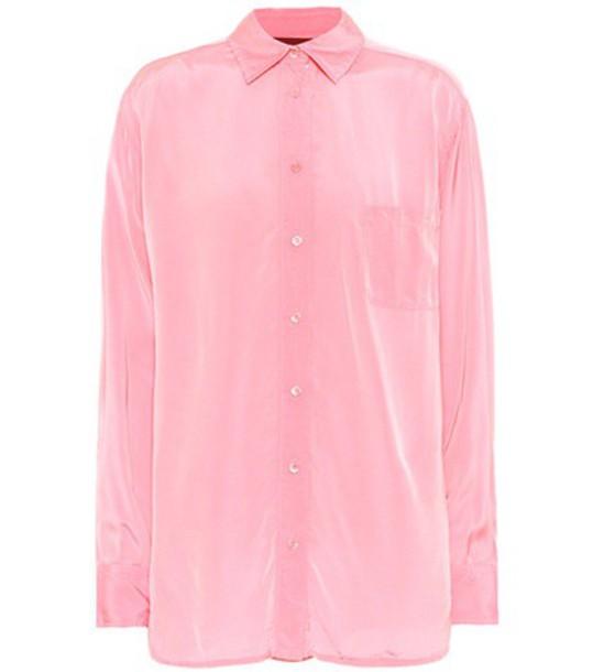 SIES MARJAN shirt pink top