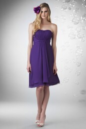 dark purple bridesmaid dresses,dress